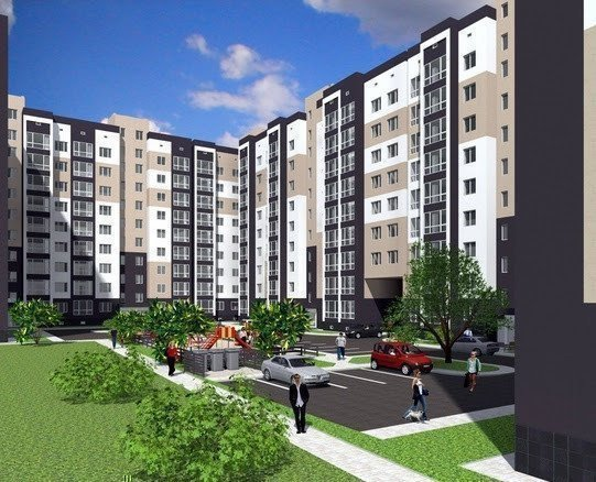 Buy an apartment in a new building New Koncha-Zaspa residential comlex