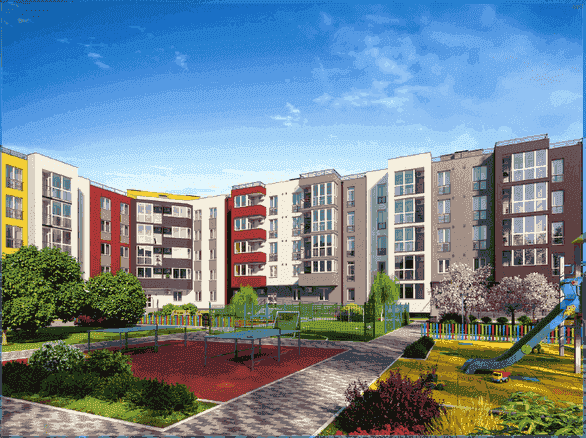 Buy an apartment in a new building «New Bucha» residential comlex