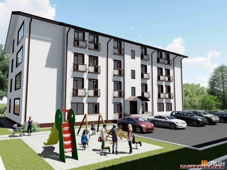 Buy an apartment in a new building New houses RC