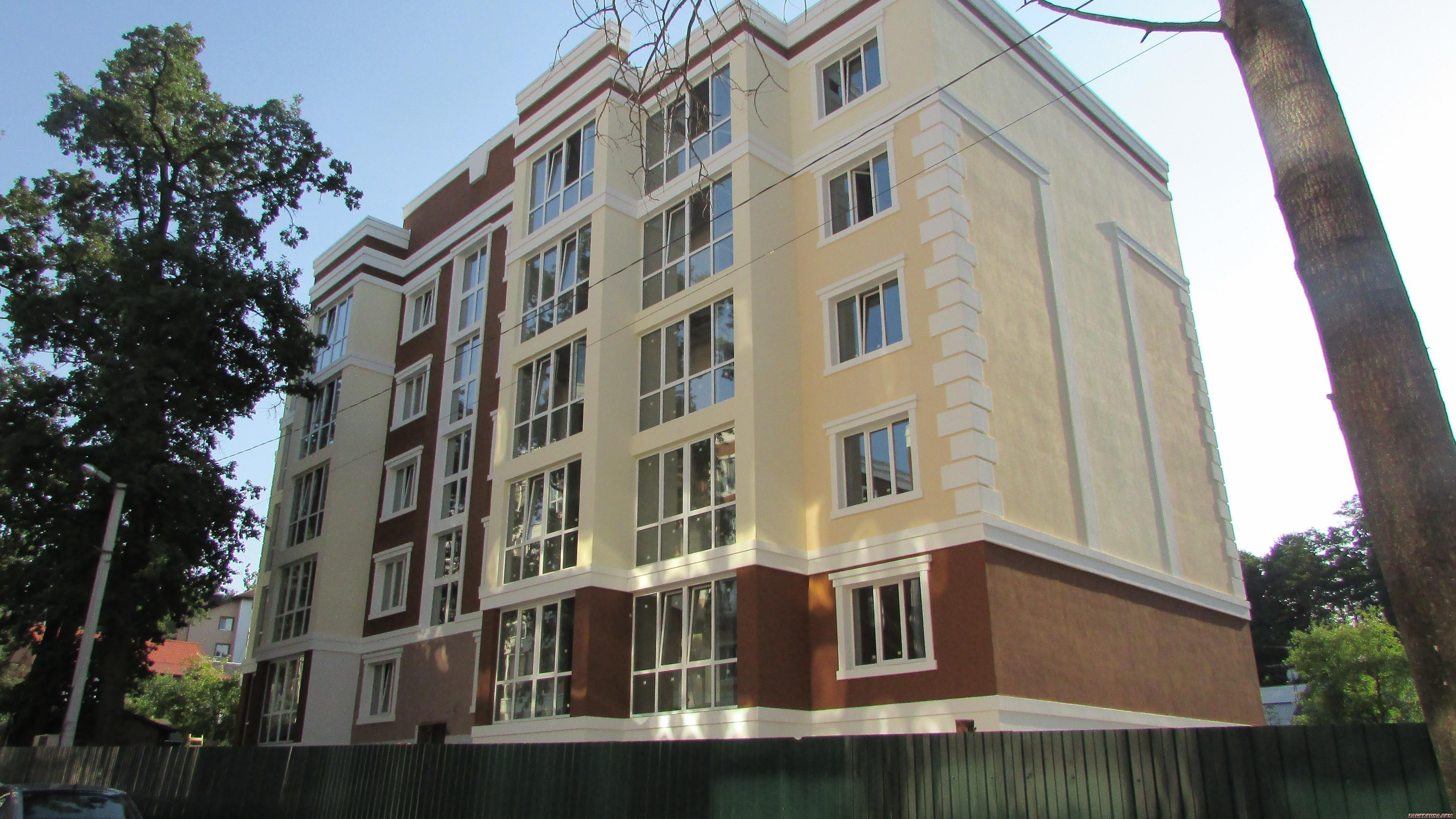 Buy an apartment in a new building «House on Novooskolskaya»