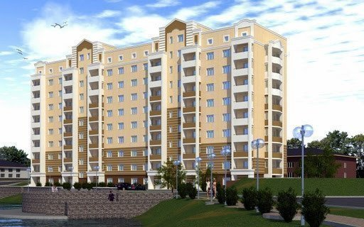 Buy an apartment in a new building Novoselki residential comlex