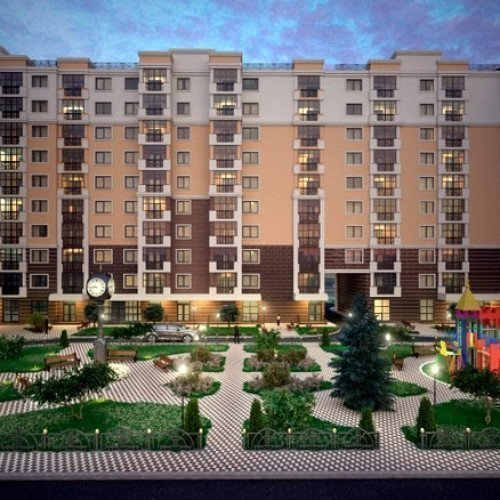 Photo: «New Teremki» residential comlex