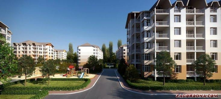 Buy an apartment in a new building Obukhovsky key RC