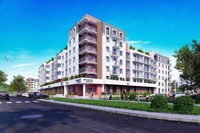 Купити квартиру в новобудові Квартал парковий житловий комплекс