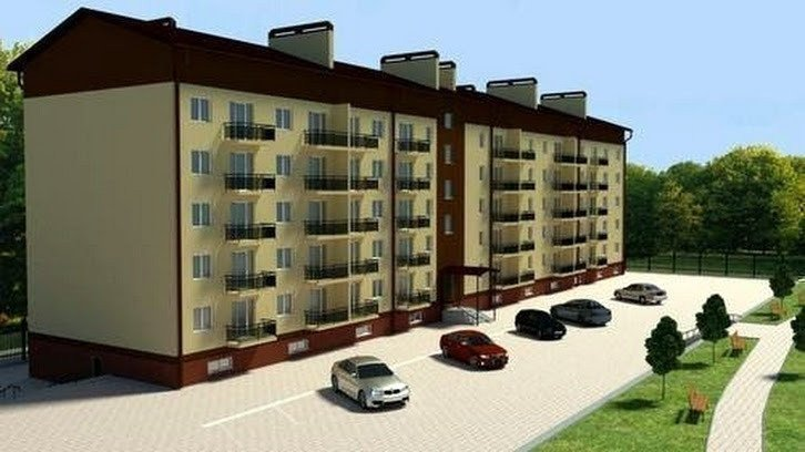 Buy an apartment in a new building Apartments on Peschanaya in Obukhov
