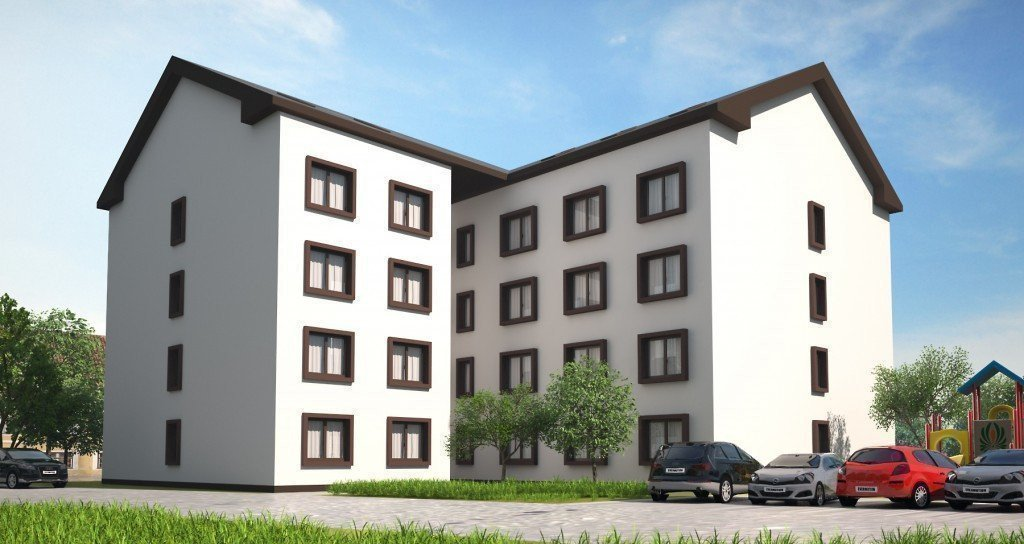 Buy an apartment in a new building Obukhov