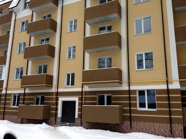 Купить квартиру в новостройке Квартиры на Октябрьской в Ирпене