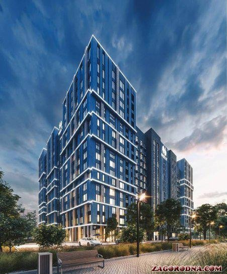 Buy an apartment in a new building «One House» RC