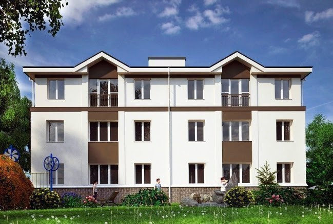 Buy an apartment in a new building Club house on Ostromirskoy