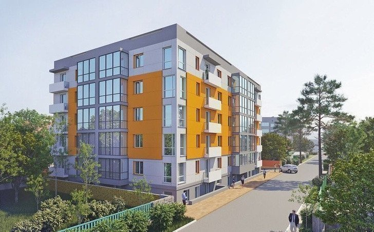 Buy an apartment in a new building «Lake» residential comlex
