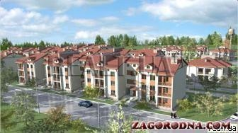 Buy an apartment in a new building Pejzazhnye ozera RC