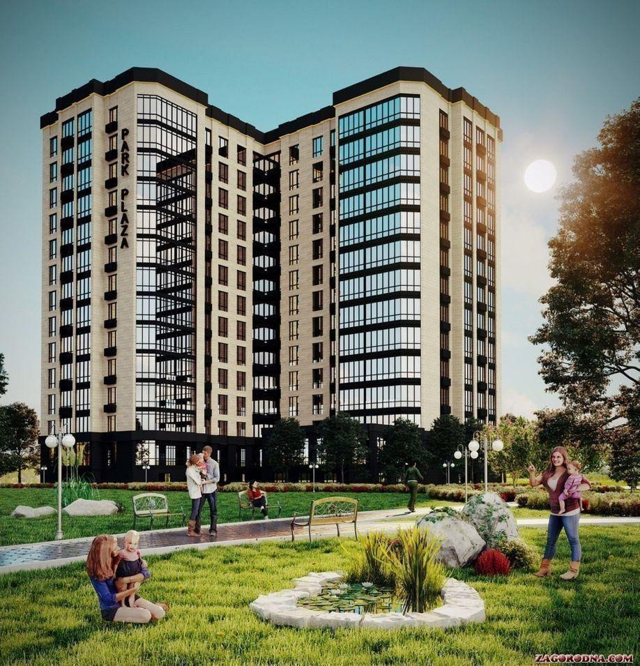 Buy an apartment in a new building Park Plaza RC