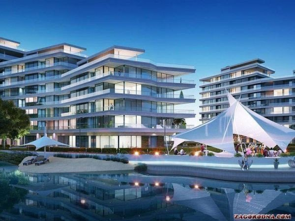 Buy an apartment in a new building «Park Lake City» RC