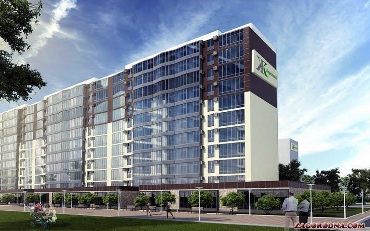 Купить квартиру в новостройке «Первый парковый квартал» ЖК