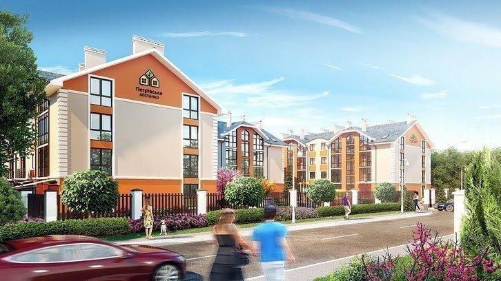 Купити квартиру в новобудові Петрівське містечко житловий комплекс
