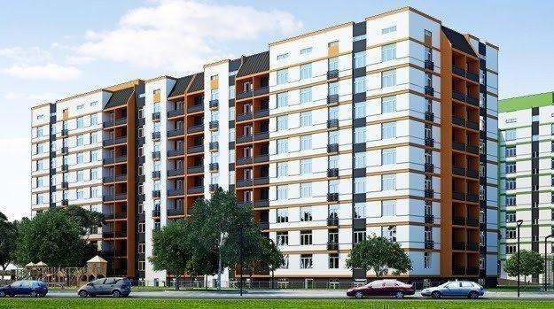 Купити квартиру в новобудові Петрівський посад ЖК