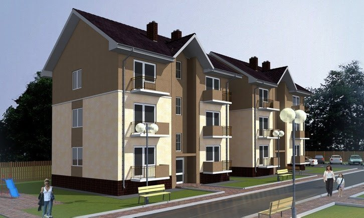 Buy an apartment in a new building Pogreby RC