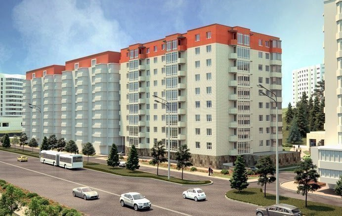 Buy an apartment in a new building Prestige RC