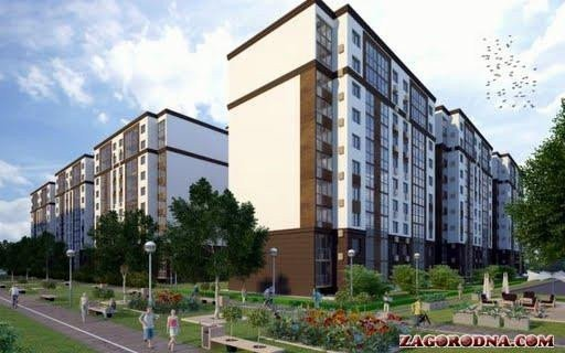 Buy an apartment in a new building Променада RC