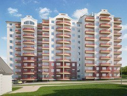 Buy an apartment in a new building Purpurovі vіtrila