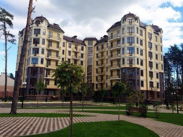 Buy an apartment in a new building Rich Town residential comlex