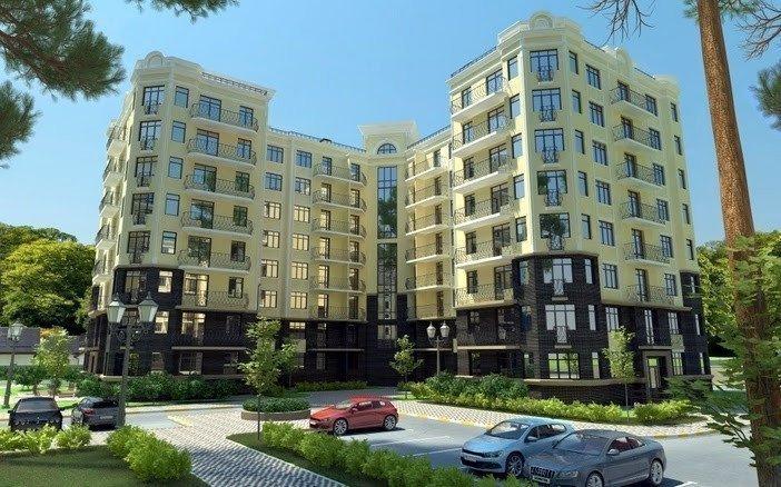 Купить квартиру в новостройке «Rich Town» жилой комплекс