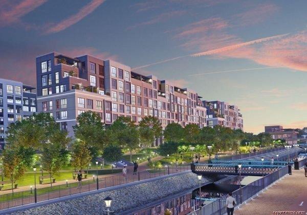 Купить квартиру в новостройке Riverside ЖК