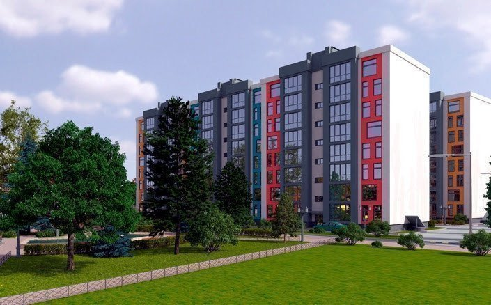 Buy an apartment in a new building «Family quarter» residential comlex