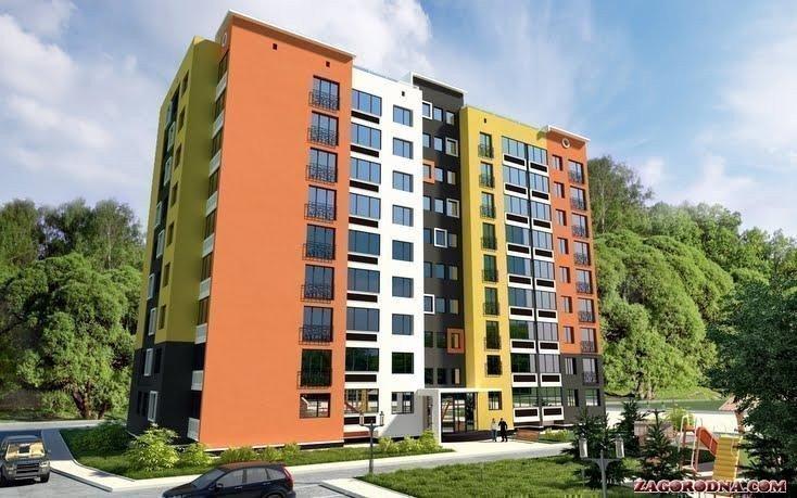 Buy an apartment in a new building Синергия-2 RC