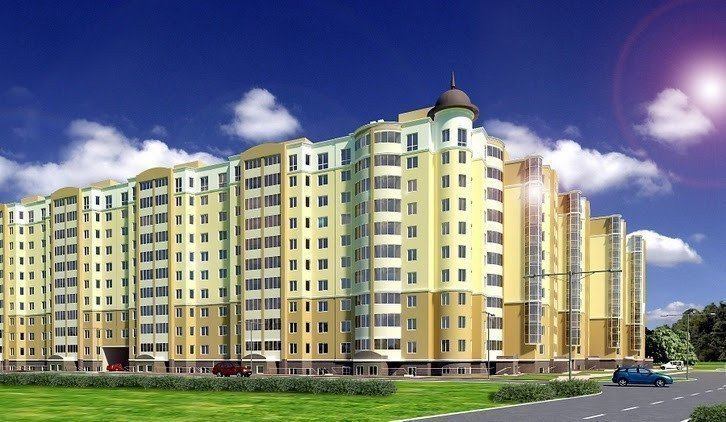 Buy an apartment in a new building Sofia Club residential comlex