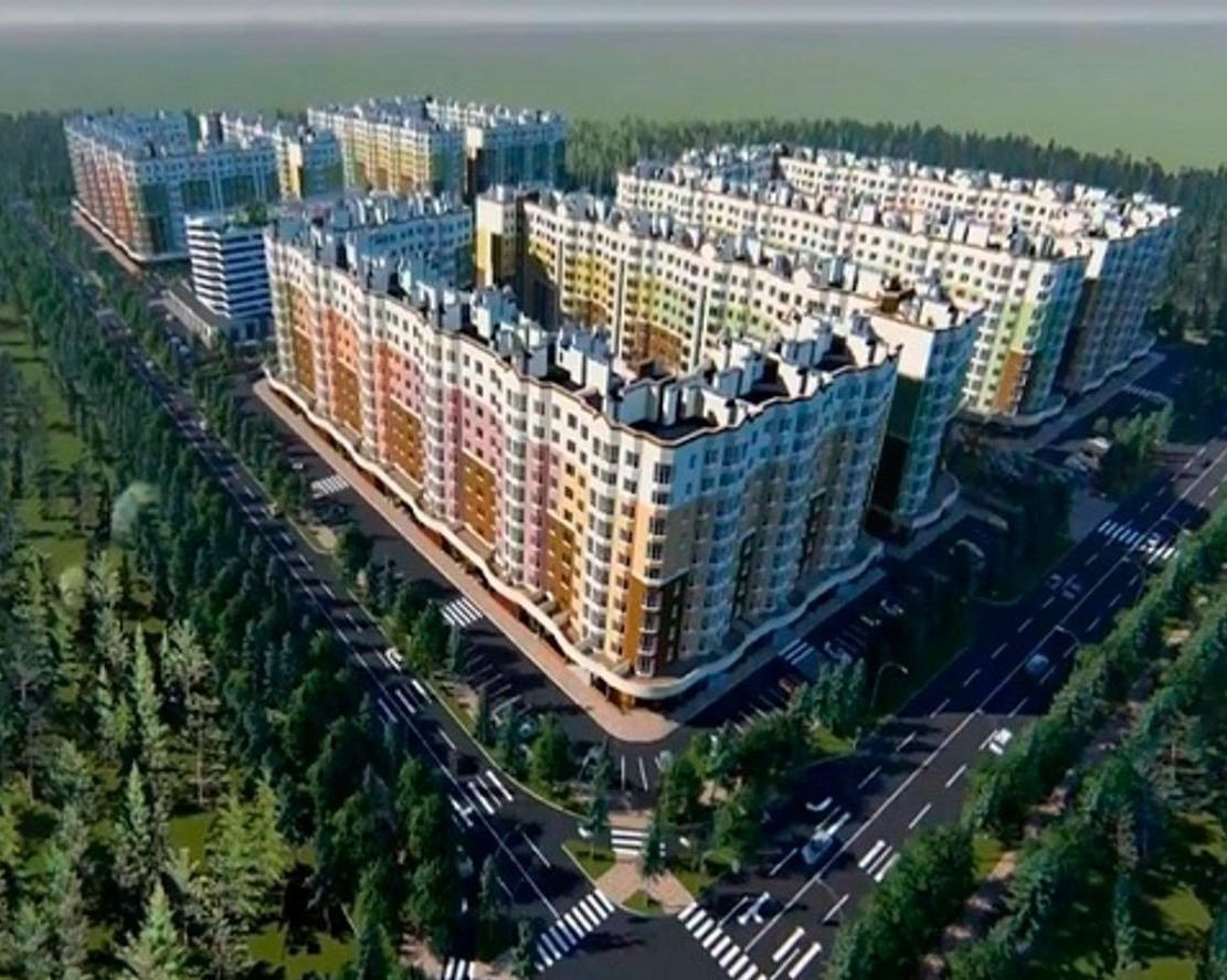 Buy an apartment in a new building Sofia Nova RC