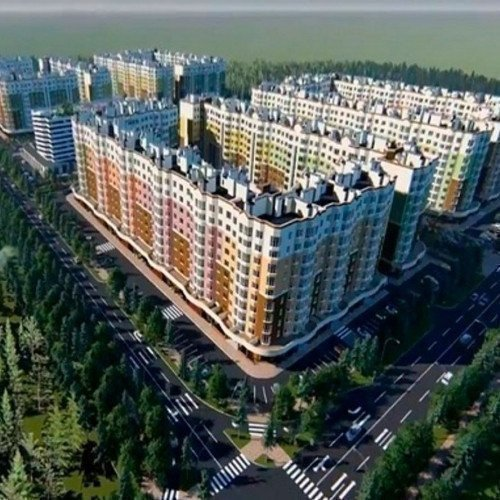 Photo: «Sofia Nova» residential comlex