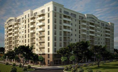 Buy an apartment in a new building Sofiyivskiy RC