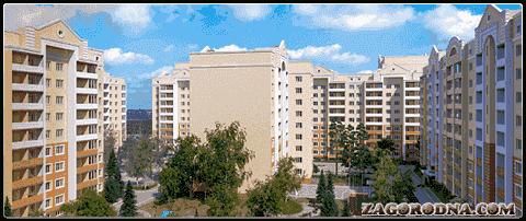 Купить квартиру в новостройке София Киевская жилой комплекс