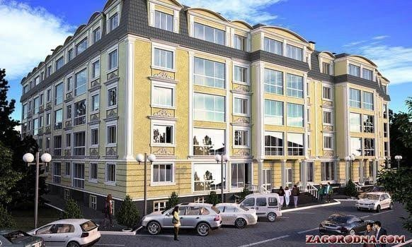 Buy an apartment in a new building Sophia passage RC