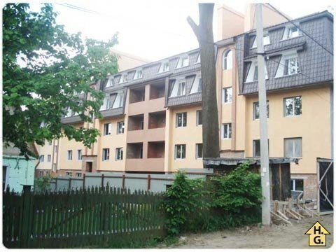Buy an apartment in a new building New building on Vysoka in Irpen