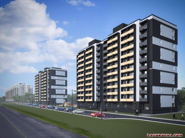 Buy an apartment in a new building «Start Life» RC