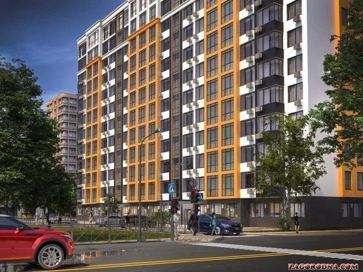 Buy an apartment in a new building Stozhary RC