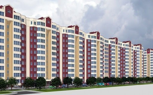 Buy an apartment in a new building Svyatopetrovsky residential complex