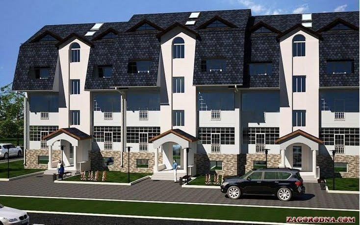 Buy an apartment in a new building Талисман RC