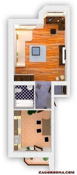 3-к квартира