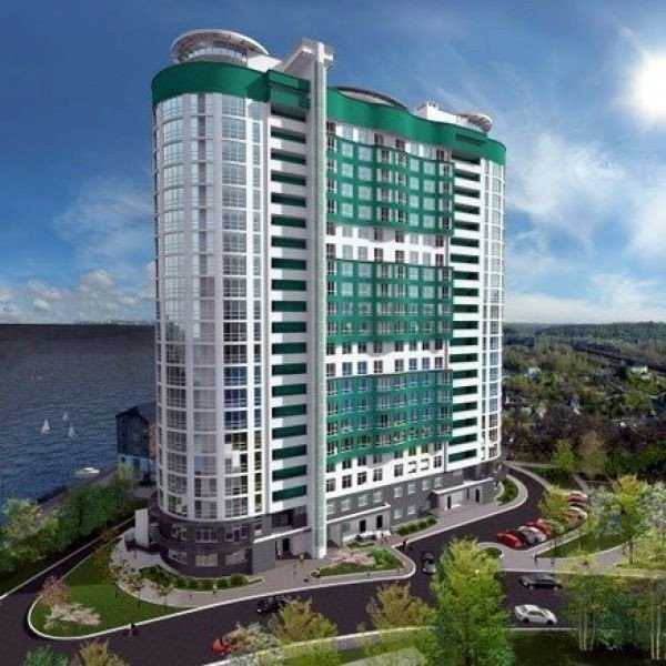 Buy an apartment in a new building Ukrainian Hills residential comlex