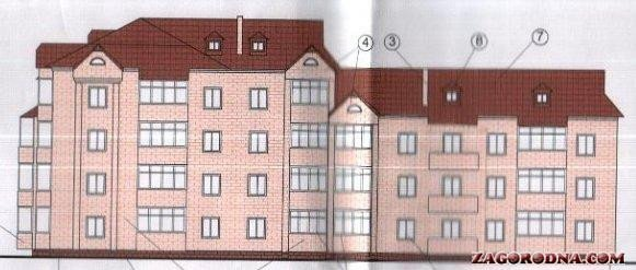 Buy an apartment in a new building New building in Volodarka