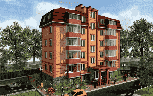 Buy an apartment in a new building Warsaw RC