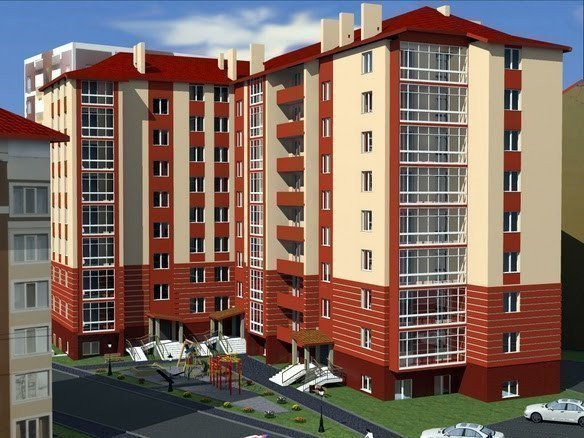 Buy an apartment in a new building Your welfare residential comlex