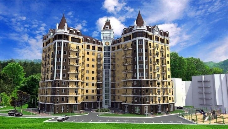 Buy an apartment in a new building Velesgard RC