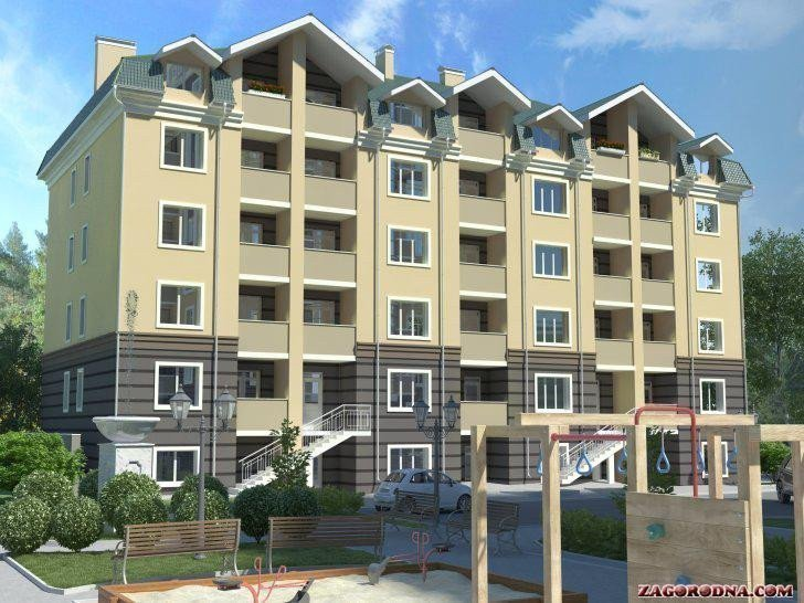 Buy an apartment in a new building Veresnevyy RC