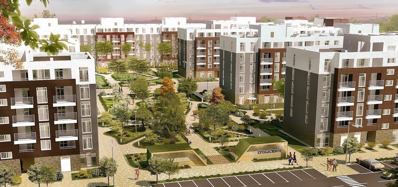 Buy an apartment in a new building Stolichny RC