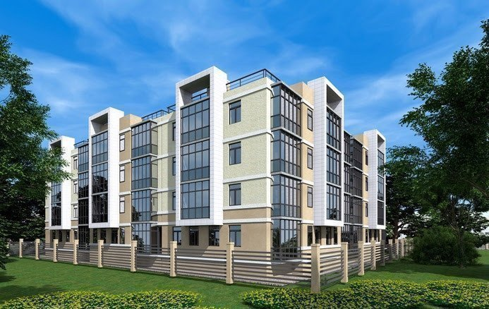 Buy an apartment in a new building Villa Sofia RC