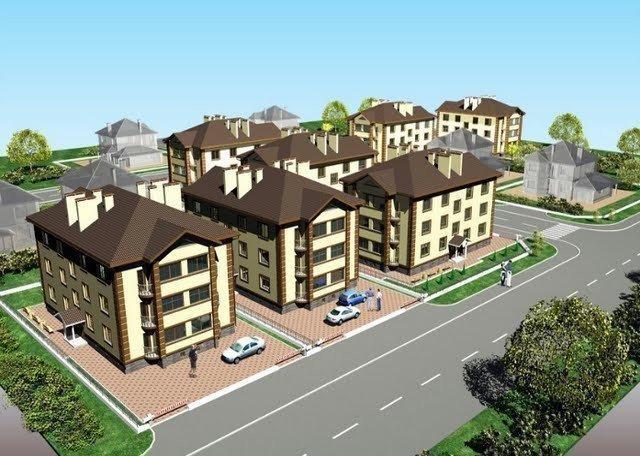 Купить квартиру в новостройке «Волошковый» жилой комплекс